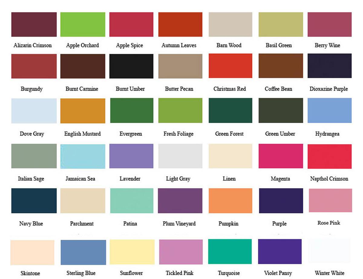 Folk art acrylic paint color chart - Filename Folk Art Acrylic In Stock Colours 2 Jpg Timestamp 1399833951819
